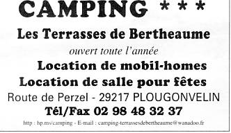 Camping Bertheaume