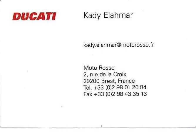 Moto Rosso