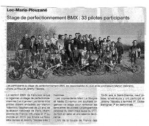article stage bmx
