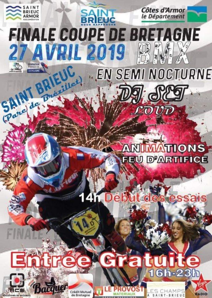 7 ème Manche de Bretagne @ SAINT BRIEUC