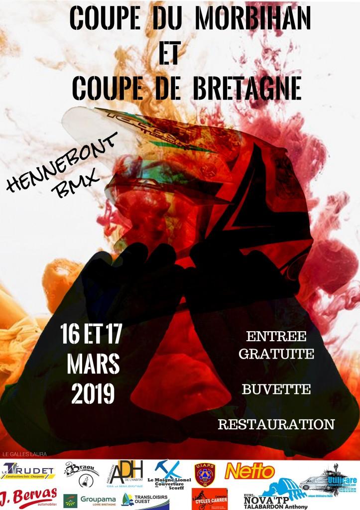 4 ème Manche de Bretagne @ HENNEBONT