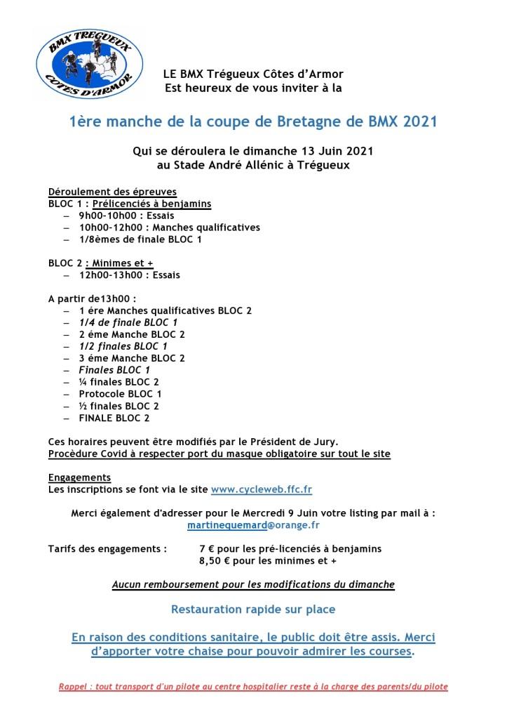 1ere Coupe de BRETAGNE   @ TREGUEUX